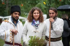 Badea Ion si Badea Gheo au ramas uimiti de Rosiile umplute cu ciuperci si seminte de chia