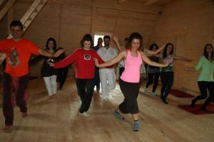 dansul sufletului
